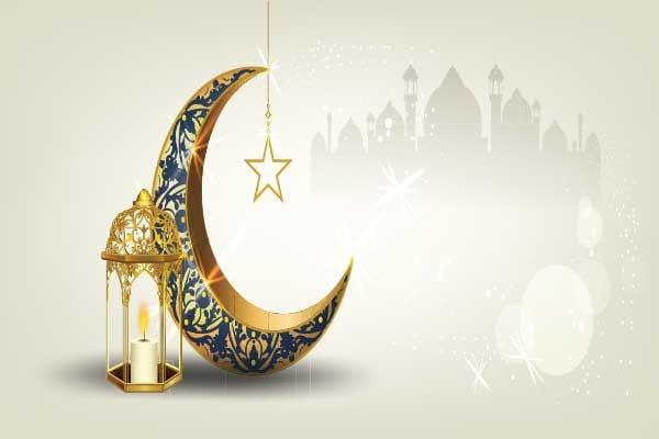 بک گراند لایه باز رمضان